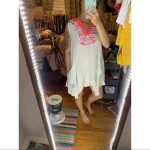 Xs cynthia rowley beach cover up dress
